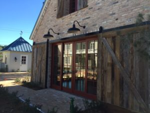 french-door-and-reclaimed-wood-slider-doors-paradise-valley