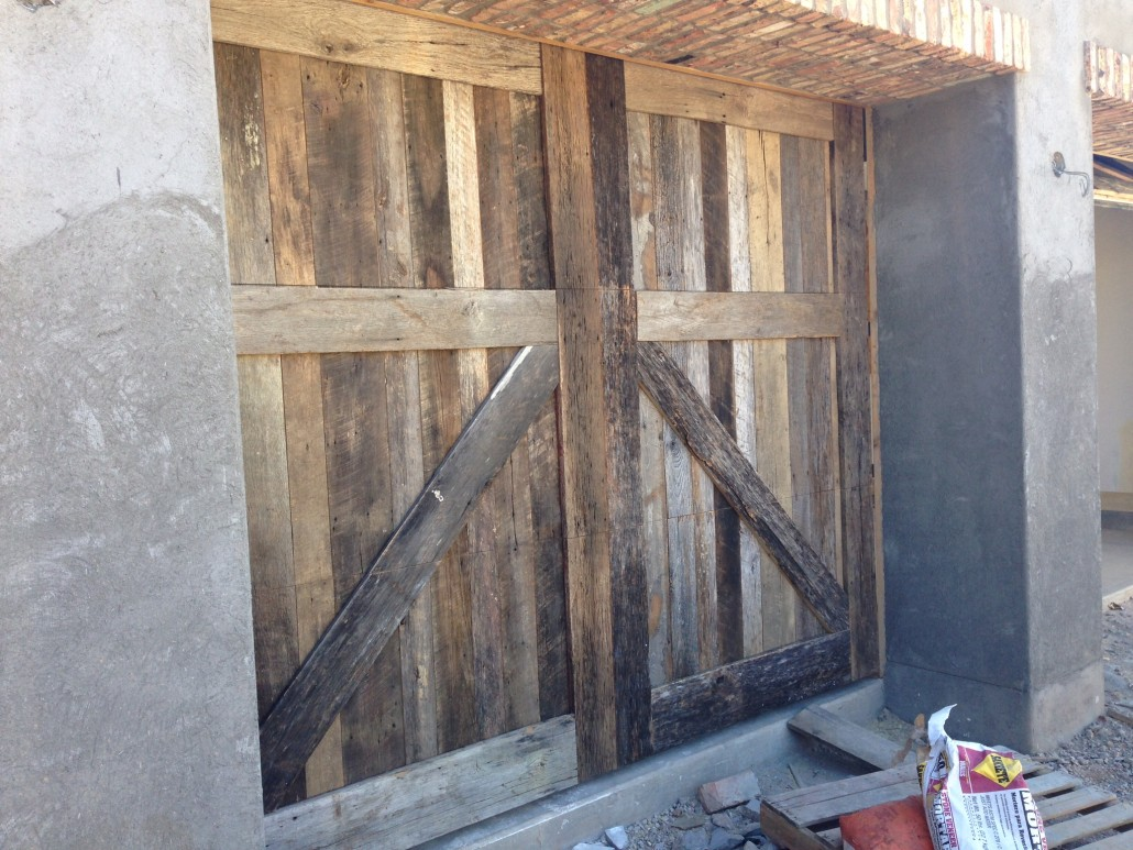 Carriage doors elite custom supply for Reclaimed wood suppliers