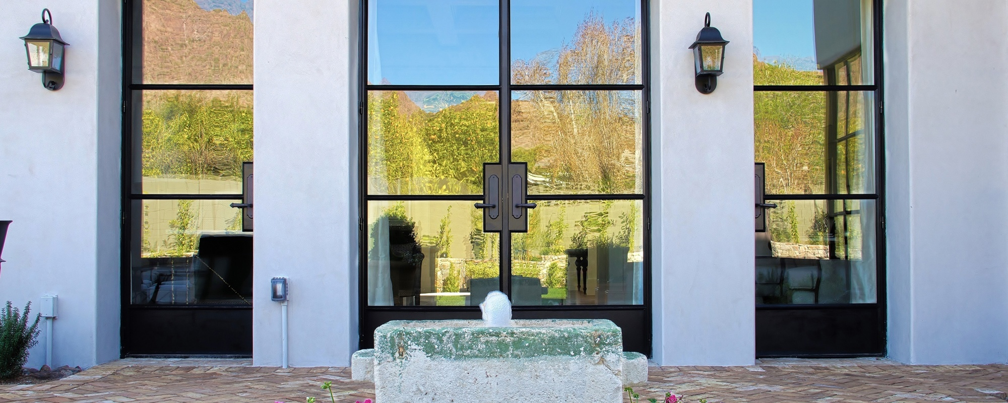 Elite custom supply high end masonry doors and windows for Custom windows and doors